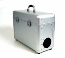 Otwór w walizce ALUtop