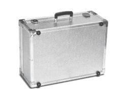 walizka z profili aluminiowych